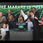 Jacob's Ladder opens Toronto Stock Exchange
